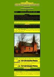 Nörvenich und der Neffelbach - Kunstwanderungen