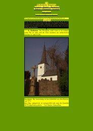 Mechernicher Burgenweg - Kunstwanderungen