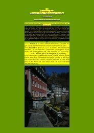 Monschauer Land - Kunstwanderungen