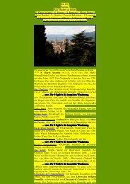 Florenz VII - Kunstwanderungen