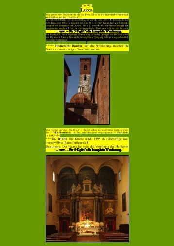 To N01 ***** Historische Bauten und alte Straßenzüge machen die ...