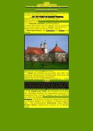 Westendorf – Donauwörth - Kunstwanderungen