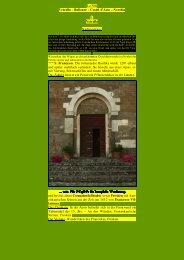 Vetralla-Castel d'Asso-Norchia - Kunstwanderungen