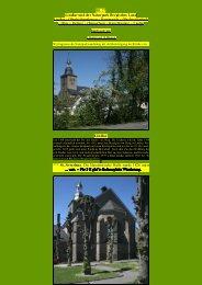Lindlar - Kunstwanderungen