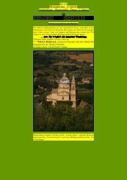 Montepulciano – S. Quirico - Kunstwanderungen