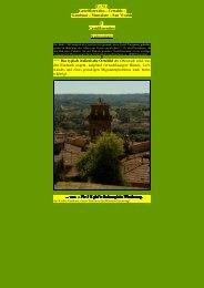 To N14 Castelfiorentino – Certaldo - Kunstwanderungen