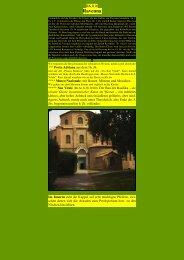Ravenna - Kunstwanderungen
