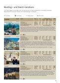 Kongresszentrum Locations Aktivitäten - Kunstwege - Seite 6