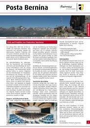 Posta Bernina - Kunstwege