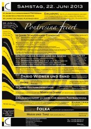 Programm Pontresina feiert als PDF 193KB - Kunstwege