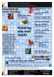 kunst ist was man macht low.pdf - Kunstwege