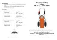Bedienungsanleitung als PDF - KUNZER GmbH