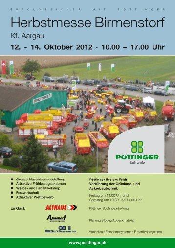 Folder_Herbstmesse Birmenstorf_DE_FR_2012-07-24_A4.indd