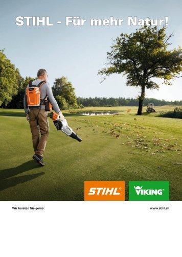 STIHL - Für mehr Natur!