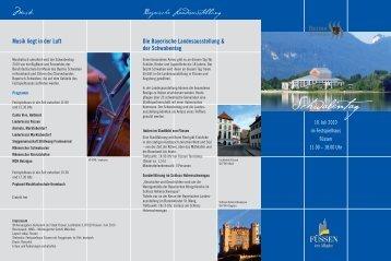 Schwabentag - Festspielhaus Füssen