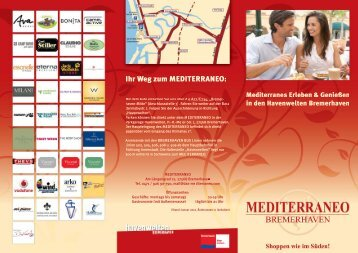 Download Mini-Folder - Das Mediterraneo