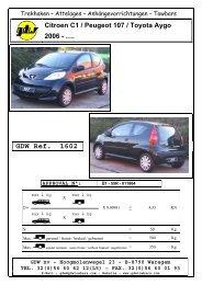 GDW Ref. 1602 - Rameder Anhängerkupplungen und Autoteile ...