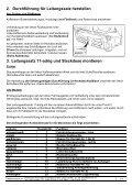 Einbauanleitung zu Elektro-Einbausatz 749434 - Rameder ... - Page 2