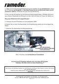 Einbauanleitung Audi/Skoda/VW 2,5 TDI V6 - Page 3
