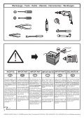 No. 21020520J BMW Einbauanleitung Fitting instructions ... - Page 4