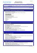 Sikkerhetsdatablad - Kuraray Dental - Page 2