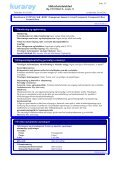 Sikkerhetsdatablad - Kuraray Dental - Page 3