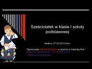 załącznik - Kuratorium Oświaty w Warszawie