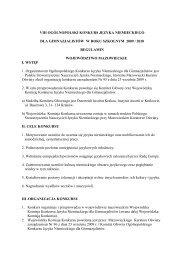 Załącznik nr 1. - Kuratorium Oświaty w Warszawie