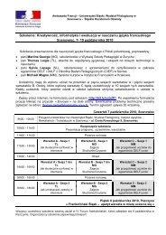 Program PL - Kuratorium Oświaty we Wrocławiu