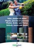 Govaplast palen, planken en platen uit gerecycleerde ... - Enviroplast - Seite 2