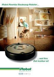 iRobot Roomba - Kurfuerstendamm.de