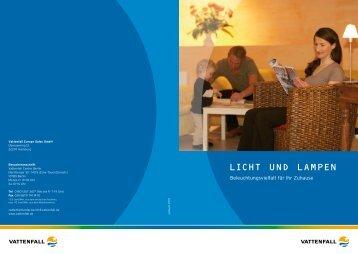 LICHT UND LAMPEN - Kurfuerstendamm.de