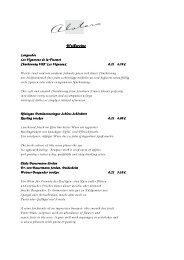Weißweine Weißweine - Kurfuerstendamm.de