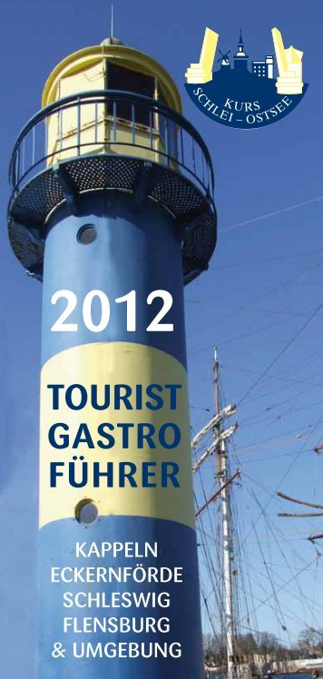 Tourist Gastro Führer 2012 Download - PSDB Marketing