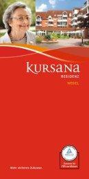 pdf Hausflyer Residenz Wedel - Kursana