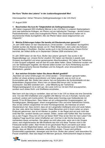 Werl - Kurse-zum-glauben.org