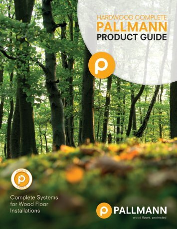 PALLMANN Product Guide '14