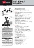 Toro-Produktkatalog-Ventile - Kurt Berger - Page 3
