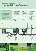 Komfortabel bewässern - Ambergauer Brunnenbau - Page 4