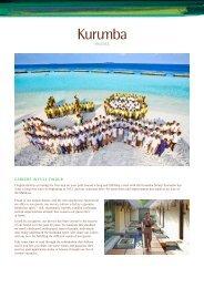 Careers in Full Colour - Kurumba Maldives
