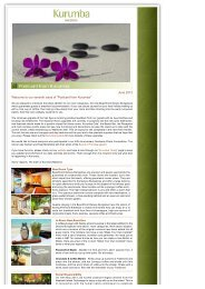 June 2012 Welcome to our seventh issue of - Kurumba Maldives