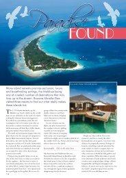 Honeymoons - Kurumba Maldives