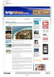 Trip Ideas - Kurumba Maldives