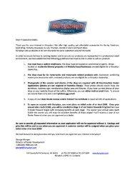 U.S Dealer Application (PDF)