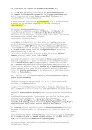 Pressemitteilung 2013 als pdf - Kurze Nacht in Wiesbaden