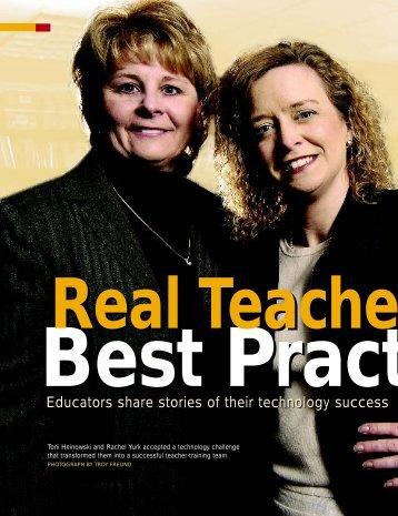 Educators share stories of their technology success - Kurzweil ...