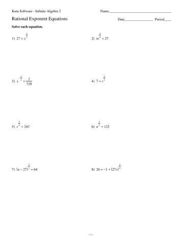 Kuta worksheets equations rcnschool equations of circles worksheet kuta software ibookread Read Online