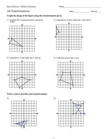 Identifying Transformations - Worksheet - IT1 - 12-13 - Answers.pdf