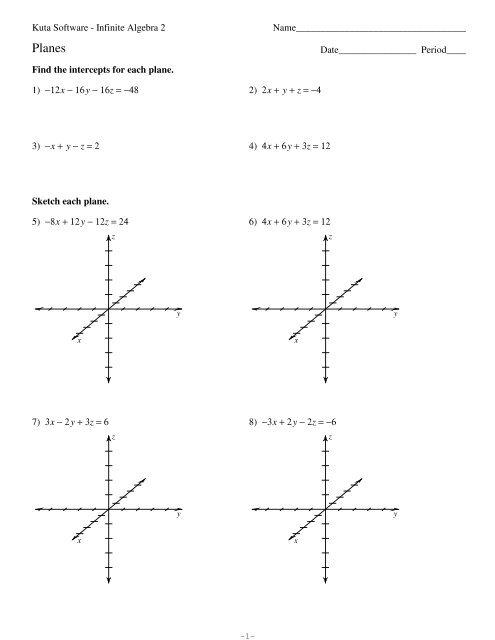 kuta software infinite algebra 2 logarithmic equations