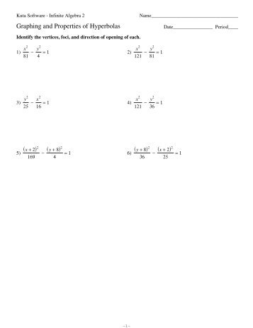 Vertex Form Of Parabolas Worksheet Answers With Work Ibov